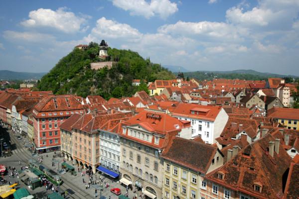 Romanii din Graz