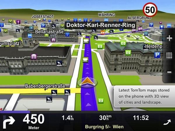 Free GPS Maps - Germany
