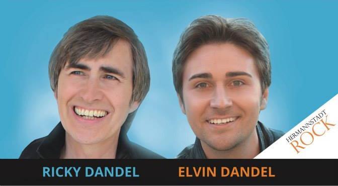 Ricky si Elvin Dandel la Munchen