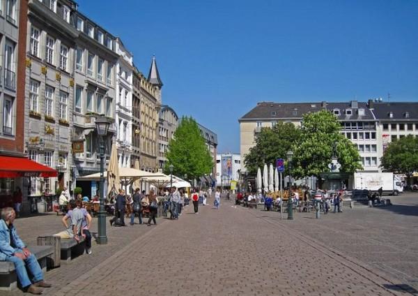 Romanii din Aachen