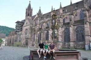 La multi ani in Germana