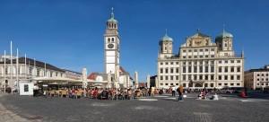 Romanii din Augsburg