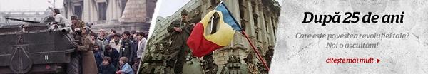 25 de ani de la revolutie