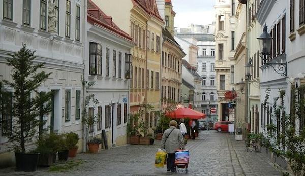 Romanii din Viena