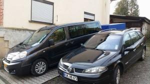 Transportul de persoane intre Germania si Romania