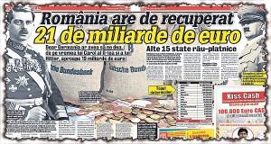 Datoria Germaniei fata de Romania