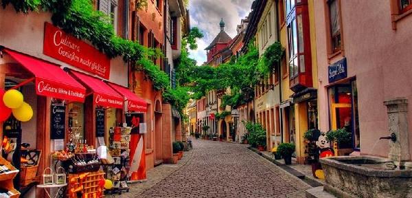 Romani in Freiburg
