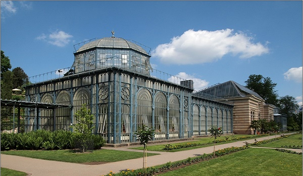 Wilhelma Zoo si Gradina Botanica