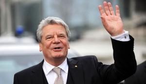 Joachim Gauck este presedintele Germaniei si sustine Unirea