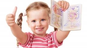 Reglementari noi pentru copii care trec granita UE