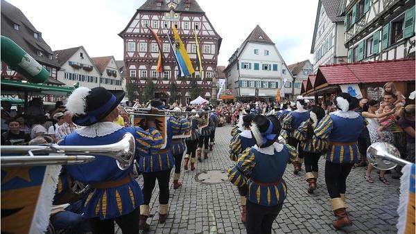 Grupul romanilor din Markgröningen – Germania