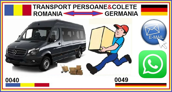 Germania transport