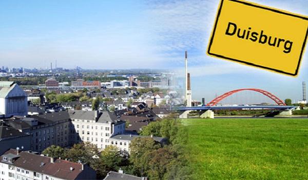 Romanii din Duisburg – romani in Germania