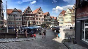 Romani in Tübingen – Germania