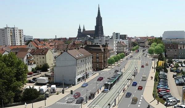 Romani in Ulm – Baden-Württemberg, Germania