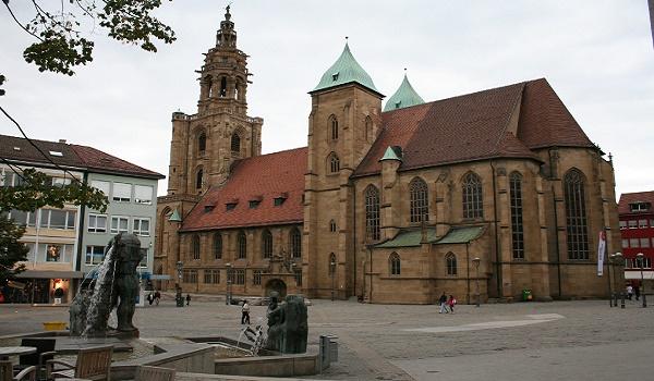 Romanii din Heilbronn – Germania