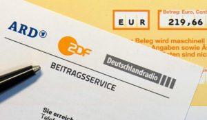 Taxa Radio/TV in Germania