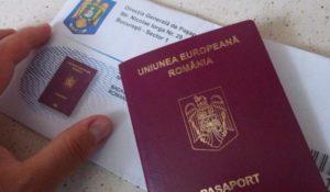 Obtinerea pasaportului romanesc in Germania