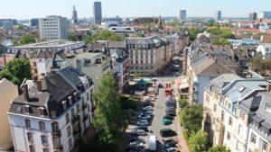 Frankfurt – intre istorie si prezent