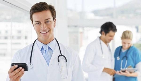Medic in Germania