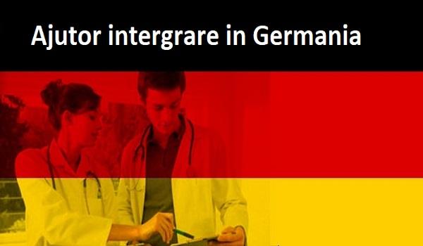 Ajutor integrare în Germania