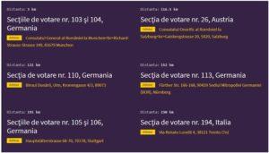 Unde votam la referendum in Germania