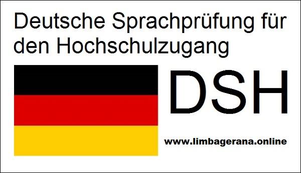 Testul DSH [ Deutsche Sprachprüfung für den Hochschulzugang ]