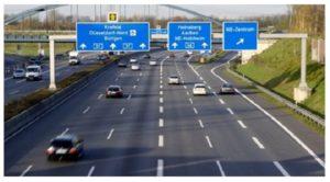 Taxa pe autostrada pentru straini interzisa de CJ a UE