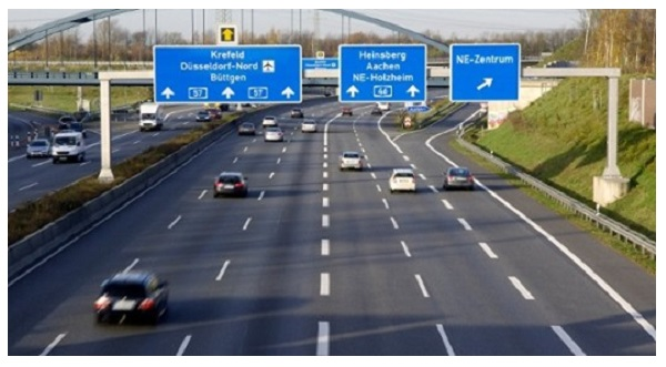 Autostrăzi în Germania