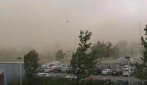 Partial noros, ploi ocazionale – timpul in Germania