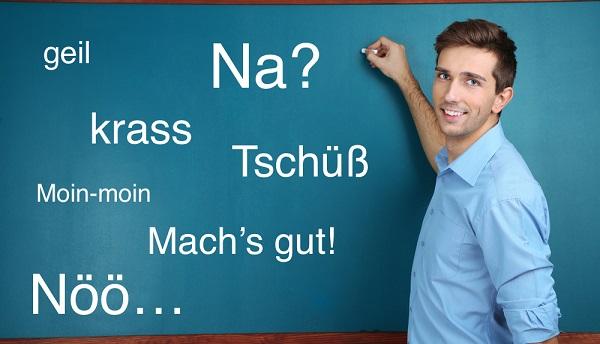 Ganditi ca un german, vorbiti ca un german…