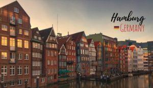 Orasele Germaniei – Hamburg