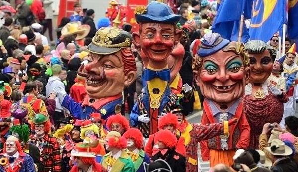 Carnavalul de la Fushing