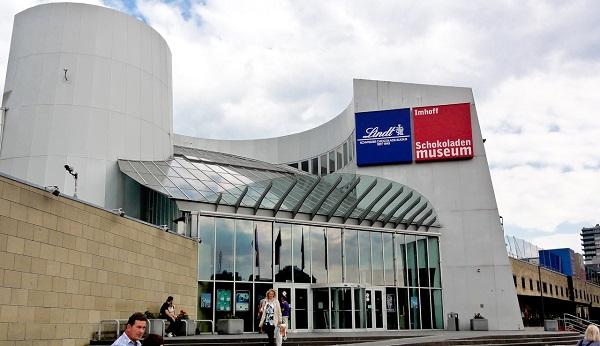 Muzeul Ciocolatei din Köln
